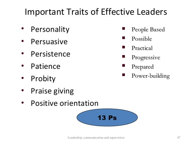 characteristics of an effective communicator Work to build rapport with their students  ▫ establish a productive learning  atmosphere, and ▫ use effective communication skills what is effective teaching  and.