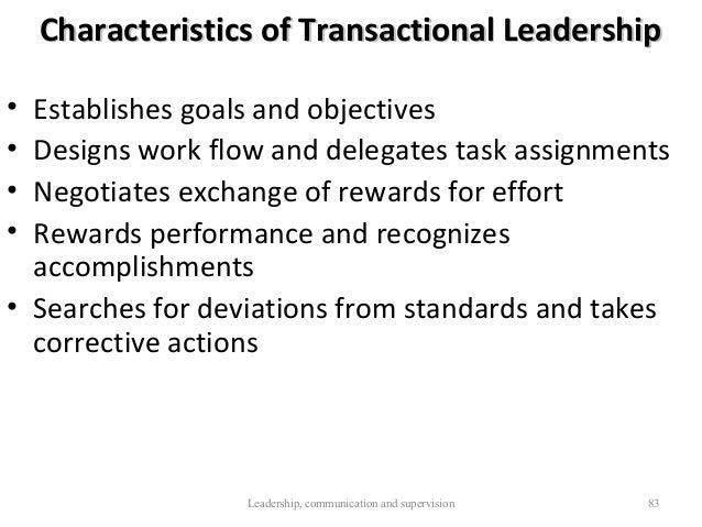 good supervisor traits