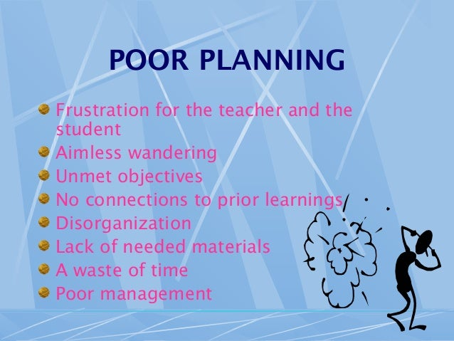 How is lesson planning related to student achievement
