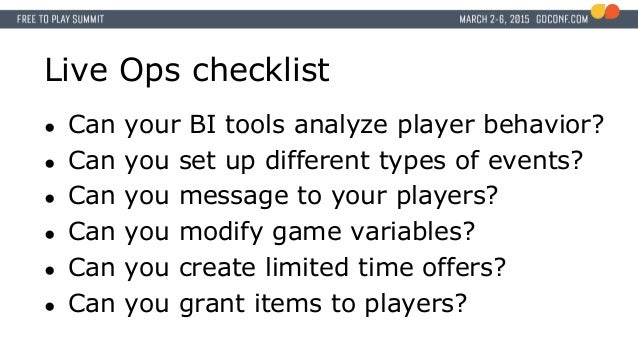 Effective LiveOps Strategies for F2P Games