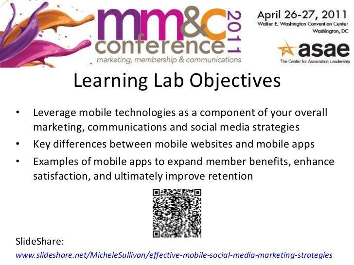 Effective Mobile & Social Media Marketing Strategies Slide 2