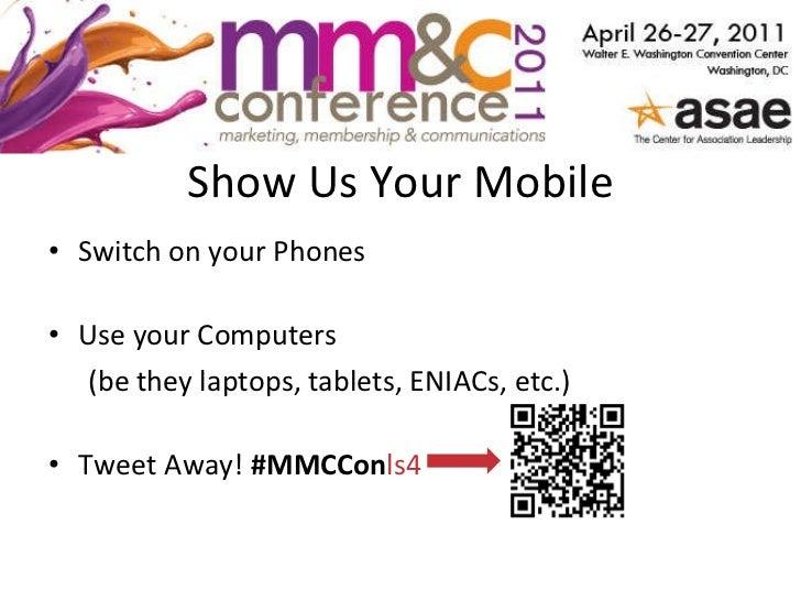 Effective Mobile & Social Media Marketing Strategies Slide 3