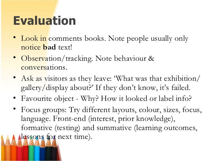 how to write an essay on an art exhibit Excerpted from phaidon's akademie x: lessons in art & life, kraus's essay welds together the personal, political, and theoretical into what amounts to a fascinating new framework through which to consider the emergent, increasingly uncategorizable genres of art taking shape in the nation's art schools.