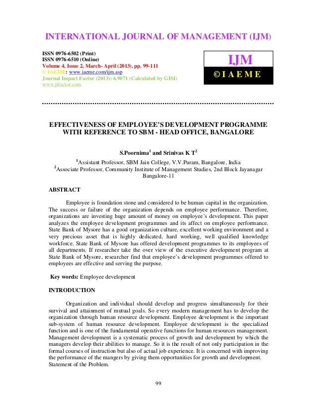 International Journal of Management (IJM), ISSN 0976 – 6502(Print), ISSN 0976 – INTERNATIONAL JOURNAL OF MANAGEMENT (IJM) ...