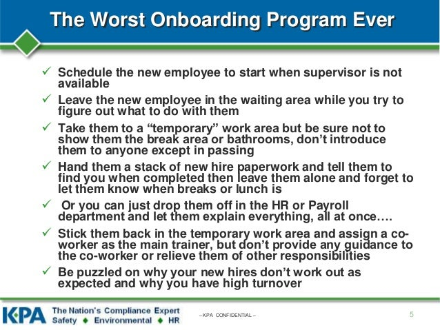 How to Implement Effective Onboarding – Onboarding Plan Template