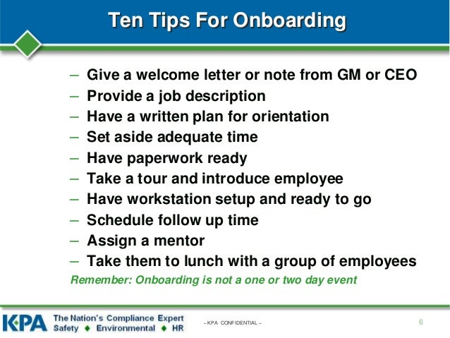 How to Implement Effective Onboarding