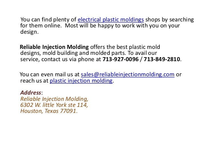 Effective plastic molding service to influence your business