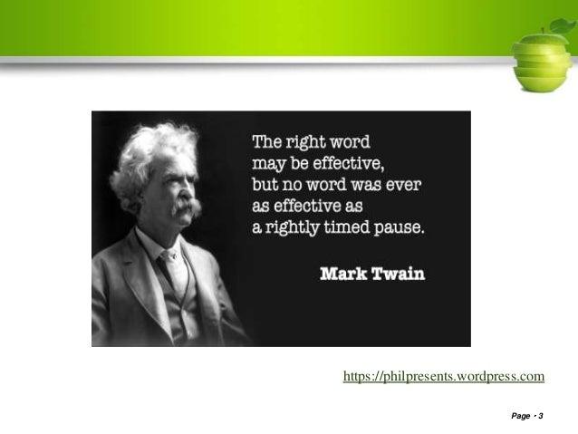 Effective powerful presentation  Slide 3