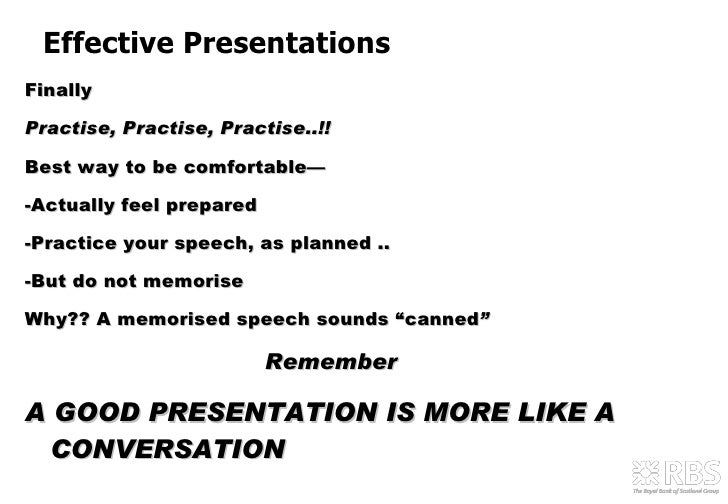 Effective powerpoint presentations[1]