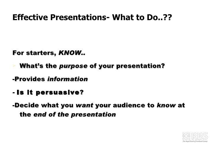 Effective powerpoint presentations[1]