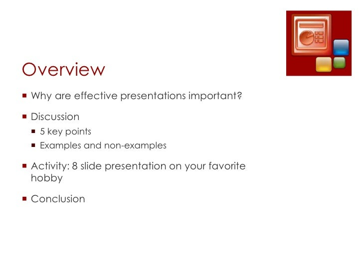 How to write a conclusion for powerpoint presentation