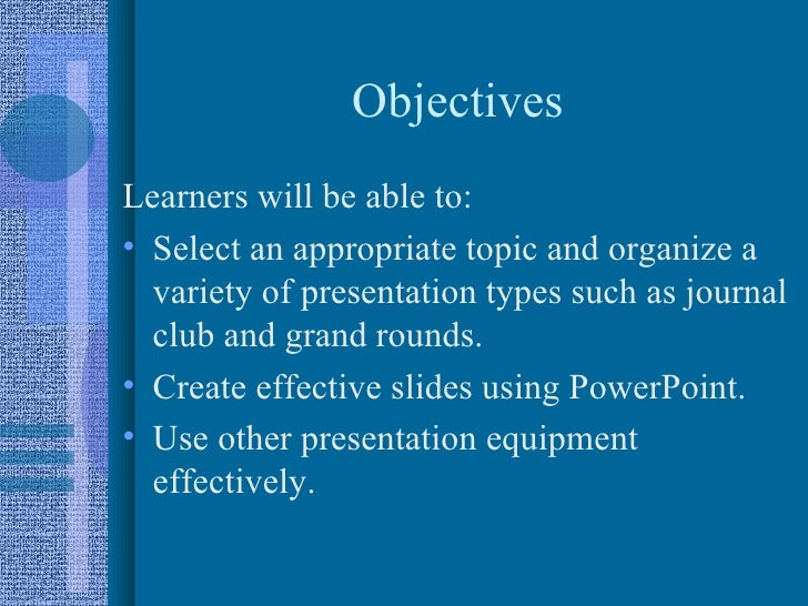 effective presentations Presenting effective presentations with visual aids construction safety and health outreach program: us department of labor.