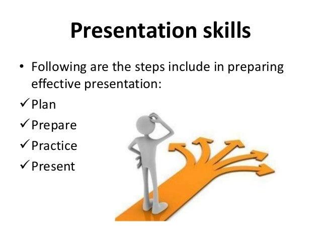 Presentation Skills ...