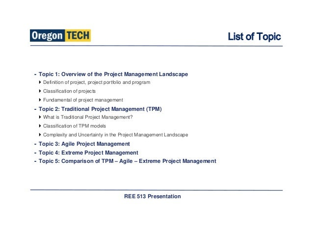 Effective project management: Traditional, Agile, Extreme Slide 2