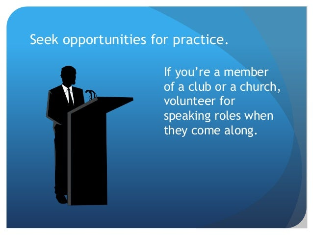 Effective Public Speaking for Police Officers