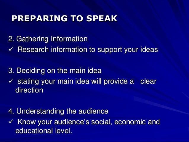 nonverbal components of public speaking Aspects of speech delivery include nonverbal cues,  these components work together to create a delivery that sounds  learn more about public speaking.