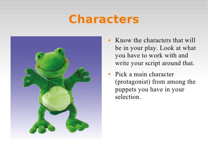 Puppet Tips for Teachers
