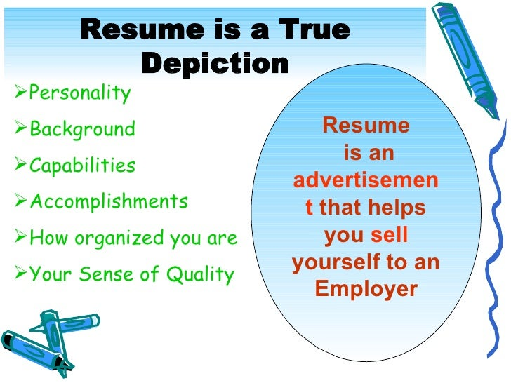 writing an effective resume You will need to write a resume to provide to employers at a career fair, or to submit as part of an application for an internship, job, graduate school or scholarship.