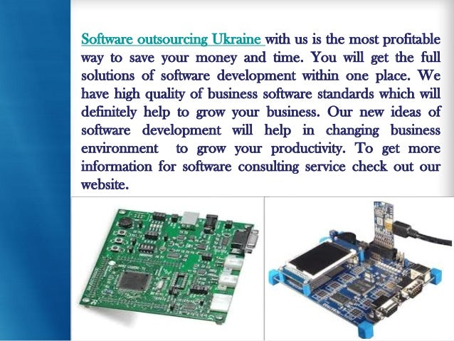 Effective software outsourcing ukraine Slide 3