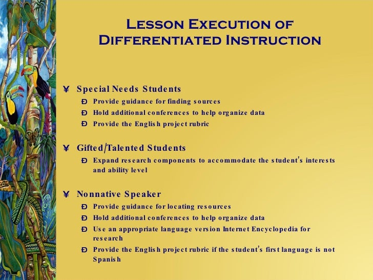 reflection essay on teaching special needs students How to write a reflective essay with sample  reflection essays are not just a  a lot of it depends on the students you are teaching and the attitude of the.