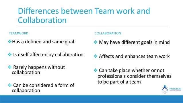effective teamwork in a work place
