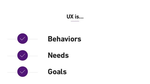 Who owns the user experience? QUESTION