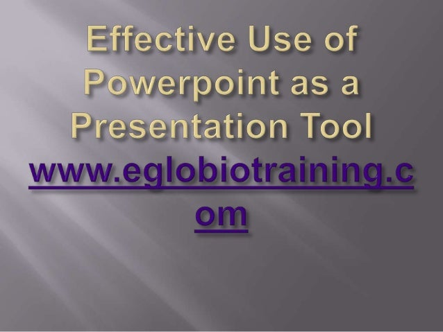    Slide presentation software such as PowerPoint    has become an ingrained part of many    instructional settings, part...