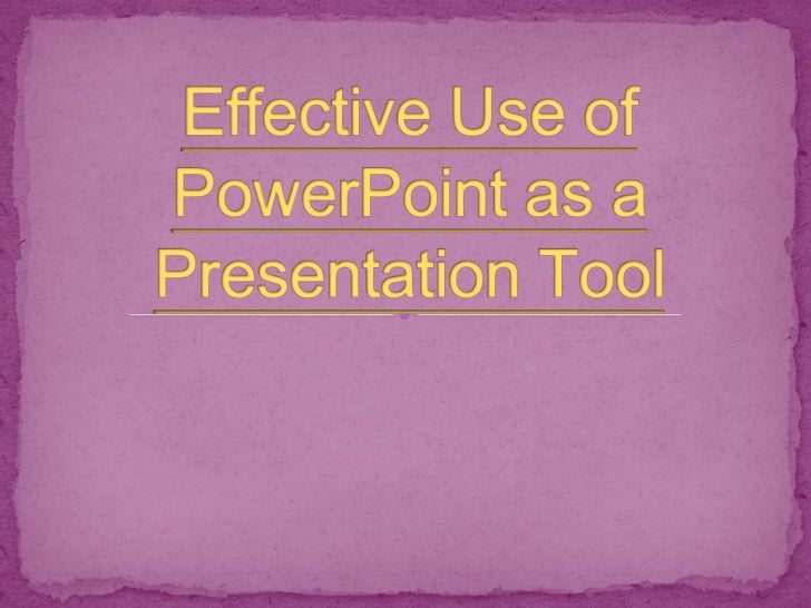  Slide presentation software such as PowerPoint has become an ingrained part of many instructional settings, particularly...