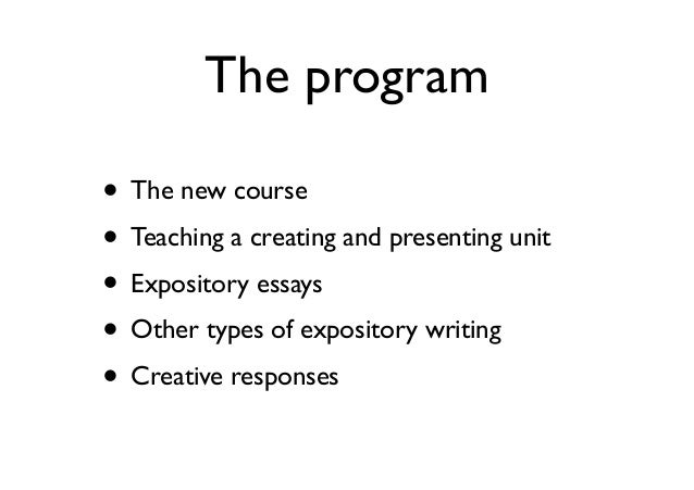 expository essay contextual issues in professional development Essay writing expository essay contextual issues in professional development.