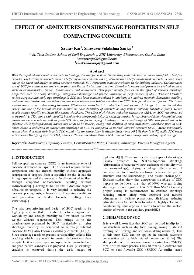 Properties of self-consolidating concrete for prestressed members