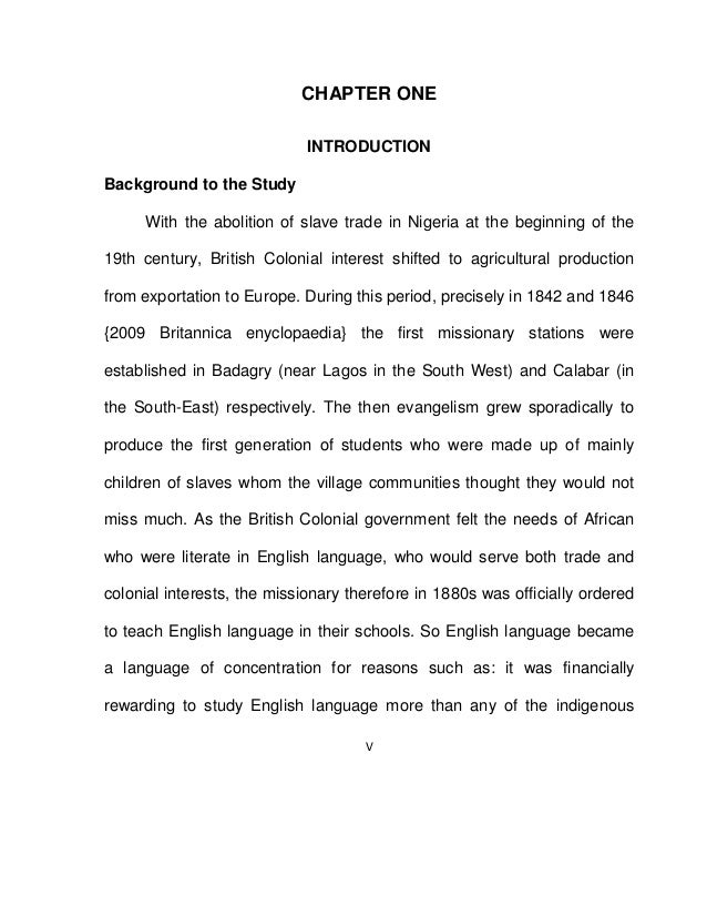 Phd thesis on problems of learning english language