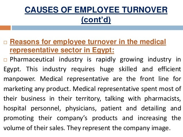 employee turn over Identifying and addressing employee turnover issues filed under office & hr high employee turnover can have a severe impact on your business,  over time, try to .