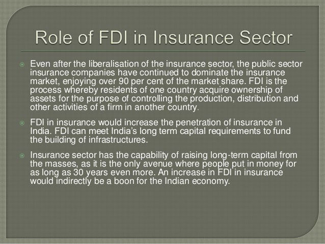 The Overview of Insurance Sector in India – Defined
