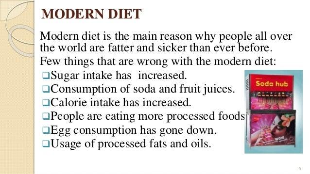 Essay on modern lifestyle affecting health