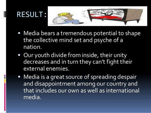 effect of media on youth Exposure to violent media: the effects of songs with violent lyrics on aggressive thoughts and feelings  journal of youth and adolescence, vol 40, no 4.