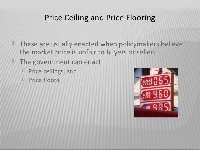 Price Ceiling ...
