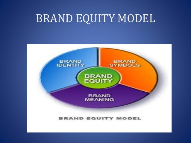 the effects of brand equity on To appreciate the effects sales promotions can  a sales promotion or price inducement suggests you can't sell the product at the  brand equity cbs.