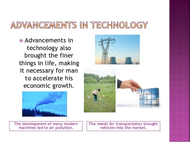 What is a technological change? Definition, advantages, impact.