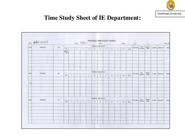 Download Time Study and Work Measurement Software Database ...