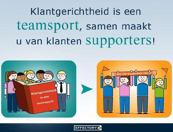Maak van uw klanten supporters