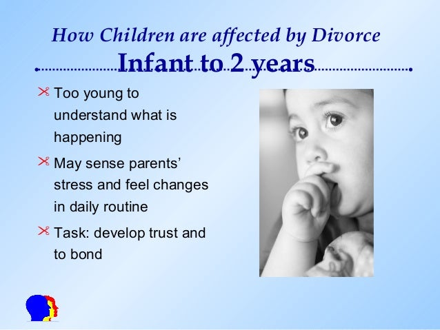 Divorcing with an infant