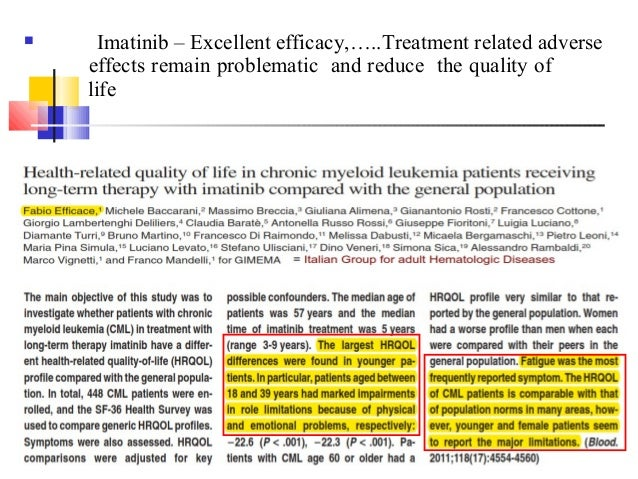 Analysis of the potential effect of ponatinib on the QTc ...
