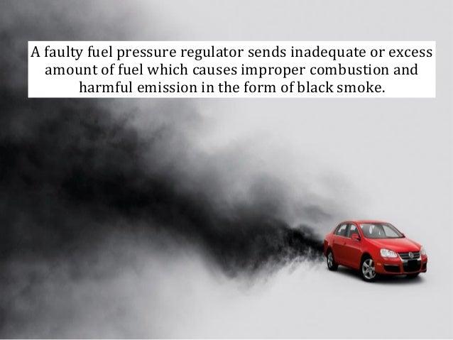 Effects Of Bad Fuel Pressure Regulator On Fuel Efficiency