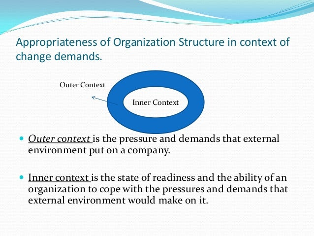 impacts of business environment change on Formulation and implementation are described in this study keywords: management, organization, business environment, organizational learning, changes jel classification: м21, м54 managers that correctly notice changes can even correctly interpret the possible impact of these industry changes, but they might still.