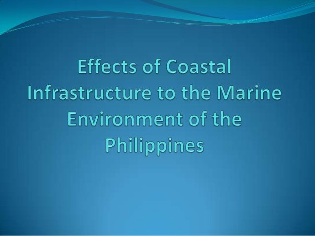 environmental and ecological impacts of coastal This coastal pollution and its impacts have resulted in a number of environmental issues including the enrichment of enclosed waters with organic matter leading to eutrophication, pollution by chemicals such as oil, and sedimentation due to land-based activities or sea level rise due to the global change.