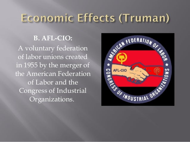 economic effects of the cold war