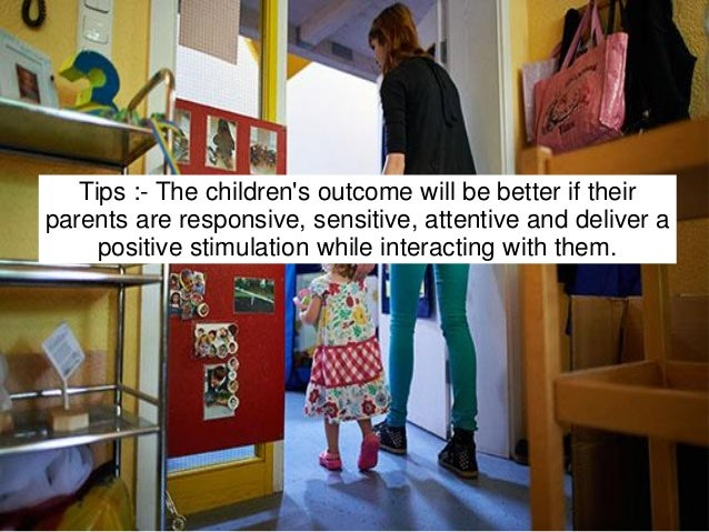 the effects of daycare on the Papers - the effects of day care on children's cognitive and social development.
