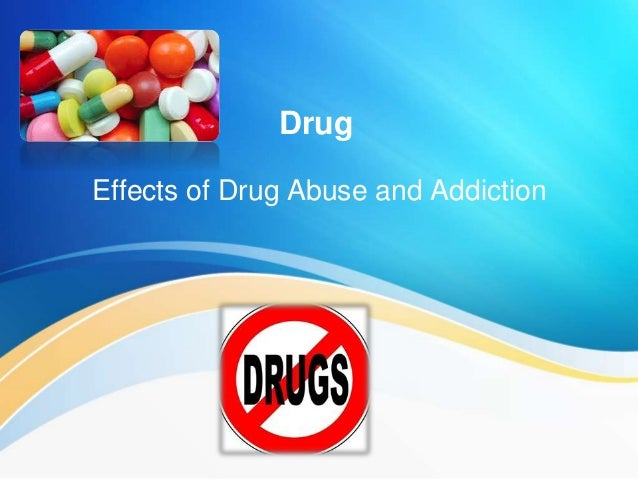 drugs and effects Learn about your prescription drugs and over-the-counter medicines includes side effects, dosage, special precautions, and more.