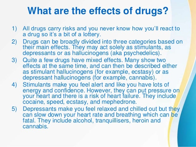 cause and effect of drug use essay Jill nicholson april 11th cause/effect essay: causes of drug use among young people everybody knows bad things can happen to drug users they become addicted.