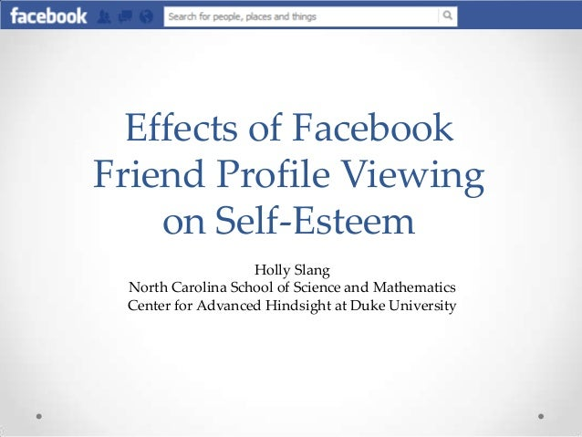 Effects of Facebook on Teenagers: Positive and Negative